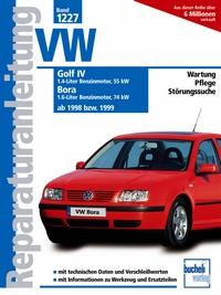 VW Golf IV / Bora - Benziner ab 1998 bzw. 1999