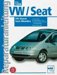 VW Sharan / Seat Alhambra  Baujahre 1998-2000 - 1,8 Liter/ 2,8 Liter V6 / 12/24 V/ 1,9 Liter Diesel 90/110 PS