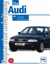 Audi A4     1999-2001 - 1,6- u. 1,8-Liter-Motoren; Benzinmodelle und Quattro