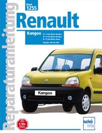 Renault Kangoo     Baujahre 1997 bis 2001 - 1.1- und 1.4-Liter-Benzinmotor / 1.9-Liter-Dieselmotor, auch dTi