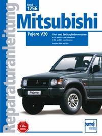 Mitsubishi Pajero V20  - ab Baujahre 1990 bis 1999