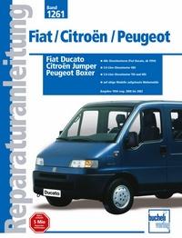 Fiat Ducato / Citroën Jumper / Peugeot Boxer - Baujahre 1994 resp. 2000 bis 2002