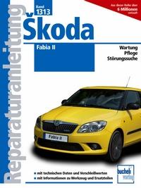 Skoda Fabia II  -  ab Modelljahr 2007 - Benziner und Diesel / Limousine und Combi