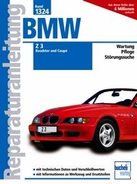 BMW Z3 Roadster und Coupé    ab Modelljahr 1998 - 1.9 Liter M43, 2.2 Liter M54, 2.8 Liter M52, 3.0 Liter M54