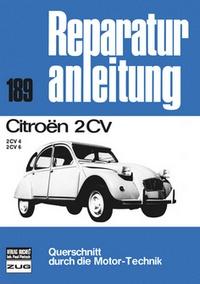 Citroen 2 CV 4 / 2 CV 6