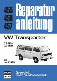 VW Transporter 1.6 und 2,0 Ltr. ab Juni 1979