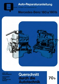 Mercedes-Benz 180 a / 180 b