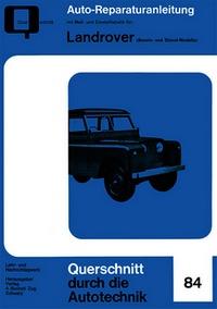 Landrover (Benzin- und Diesel-Modelle)