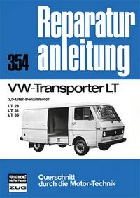 VW Transporter LT 2,0-l-Benzinmotor  LT 28/LT 31/LT 35
