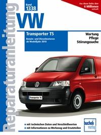 VW Transporter T5 - Benzin- und Dieselmotoren ab Modelljahr 2010