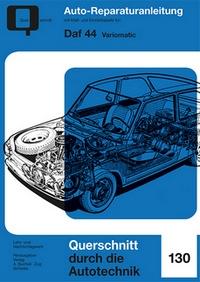 Daf 44  Variomatic - Reprint der 12. Auflage 1972