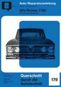 Alfa Romeo 1750 - Berlina/GT Veloce/Spider Veloce