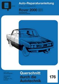 Rover 2000 - 2000 SC/ 2000 TC/ Standard- und Automatik-Getriebe