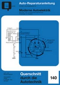 Moderne Autoelektrik - Neue Test-, Prüf- und Instandsetzungsmethoden / Zündanlagen / 2. Ausgabe