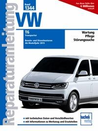 VW T6 - Benzin- und Dieselmotoren ab Modelljahr 2015