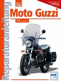 Moto Guzzi V-2  ab Baujahr 1974
