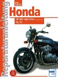 Honda CB 900 »Bol d'Or« FA / FZ (ab 1978) - FA, FZ