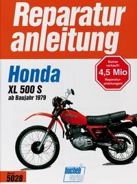 Honda XL 500 S   ab 1979