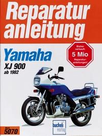 Yamaha XJ 900 (ab 1982)