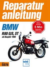 BMW R 80 G/S, ST ab Baujahr 1980
