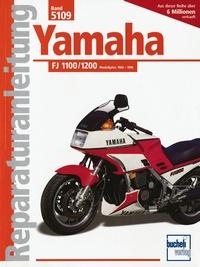 Yamaha FJ 1100 / 1200 - Modelljahre 1984-1996
