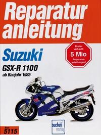 Suzuki GSX-R 1100  ab 1985