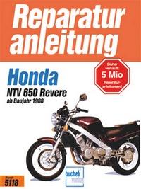 Honda NTV 650 Revere (ab 1988)