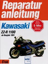 Kawasaki ZZ-R 1100 (ab Baujahr 1991)