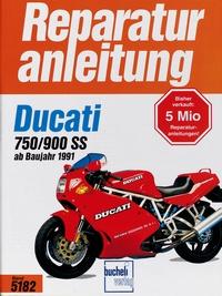 Ducati 750 SS / 900 SS ab Baujahr 1991