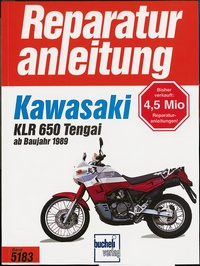 Kawasaki KLR 600/650 Tengai   ab 1989