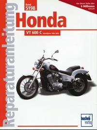 Honda VT 600 C  - Modelljahre 1988-2000