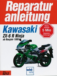 Kawasaki ZX-6 R Ninja   ab Baujahr 1995