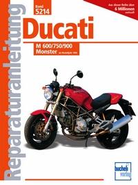 Ducati M 600/750/900 Monster - ab Modelljahr 1993