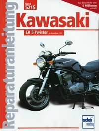 Kawasaki ER 5 Twister ab Modelljahr 1997
