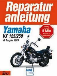 Yamaha XV 125/250 S (ab 1989)