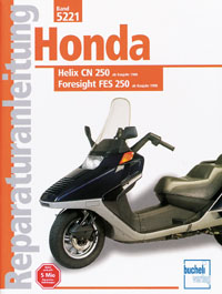 Honda Helix CN 250 / Foresight FES 250