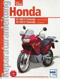 Honda XL 600 V TransalpBj 1997-2000 / XL 650 V Transalp ab Bj 2000 -