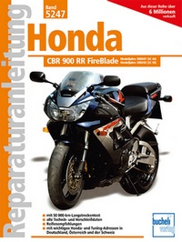 Honda CBR 900 RR FireBlade - Reprint der 1. Auflage 2003