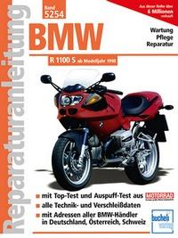 BMW R 1100 S  - ab Modelljahr 1998