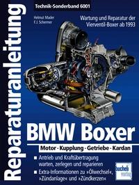 BMW Boxer - Motor - Kupplung - Getriebe - Kardan  ab 1993