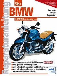 BMW R 1150 R  ab Modelljahr 2001