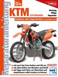 KTM LC4-Modelle - Enduros und Supermotos