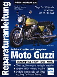 Moto Guzzi V2 / Alle großen V2-Modelle aus Mandello 1967-1999