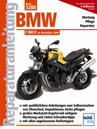 BMW F 800 R (Naked Bike)  -  ab Modelljahr 2009