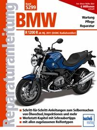 BMW R 1200 R - mit Radialventilzylinderkopf am Modelljahr 2011