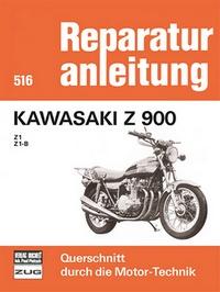 Kawasaki Z 900   -  Z1 / Z1B