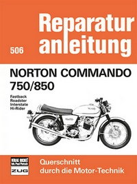 Norton Commando 750/850  - Fastback/Roadster/Interstate/Hi-Rider