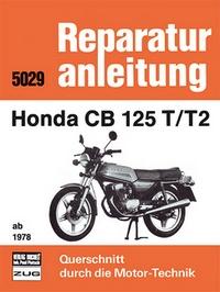 Honda CB 125 T/T2  ab 1978