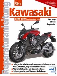 Kawasaki Z 800 - ab Modelljahr 2013