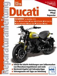 Ducati Scrambler - ab Modelljahr 2015